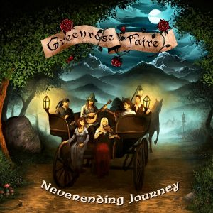 Greenrose Faire: Neverending Journey album cover